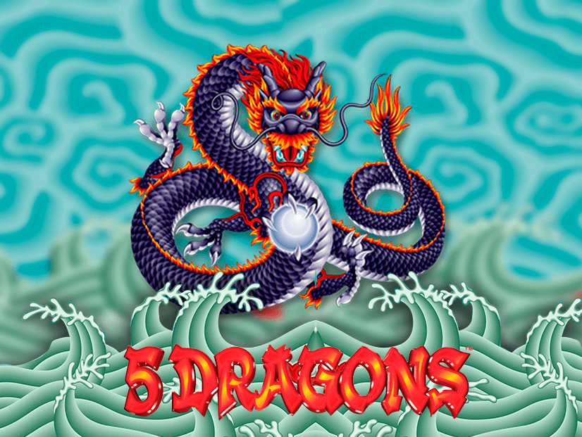 5 Dragons Free Pokies