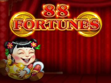 88 Fortune Pokie