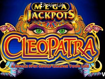 Cleopatra Megajackpot Pokie