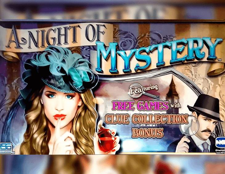 Night of Mystery Pokie