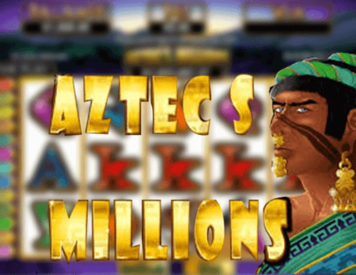 Aztec Millions Pokie