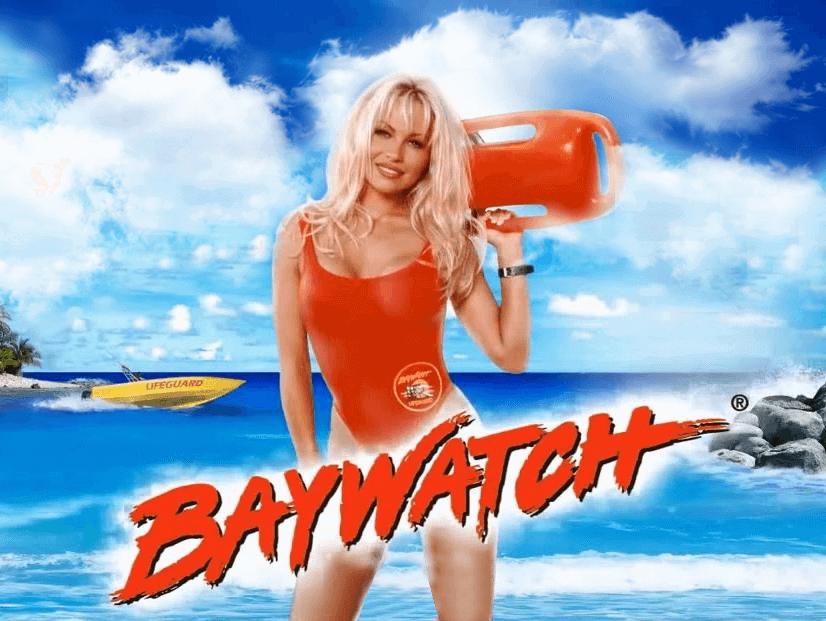 Baywatch Pokie