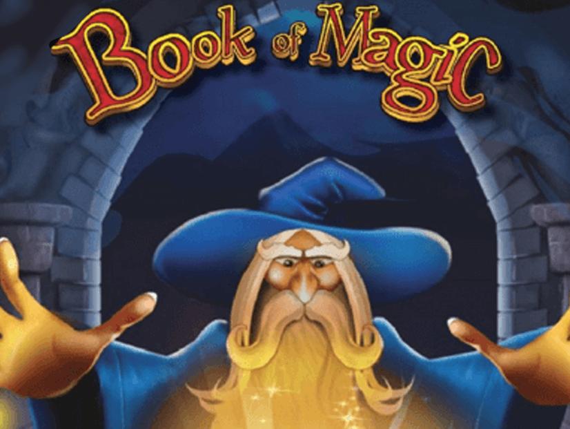 Book of Magic Pokie