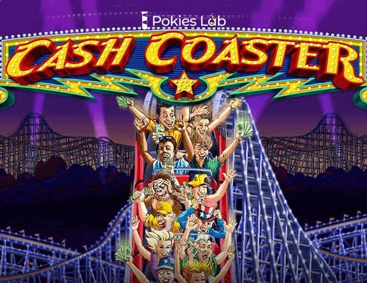 Cash Coaster Pokie