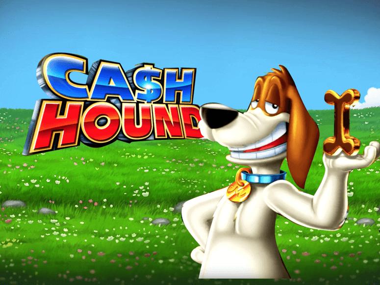 Cash Hound Pokie