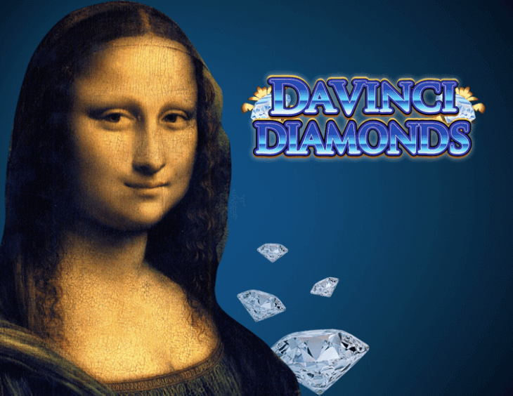 Da Vinci Diamonds Pokie