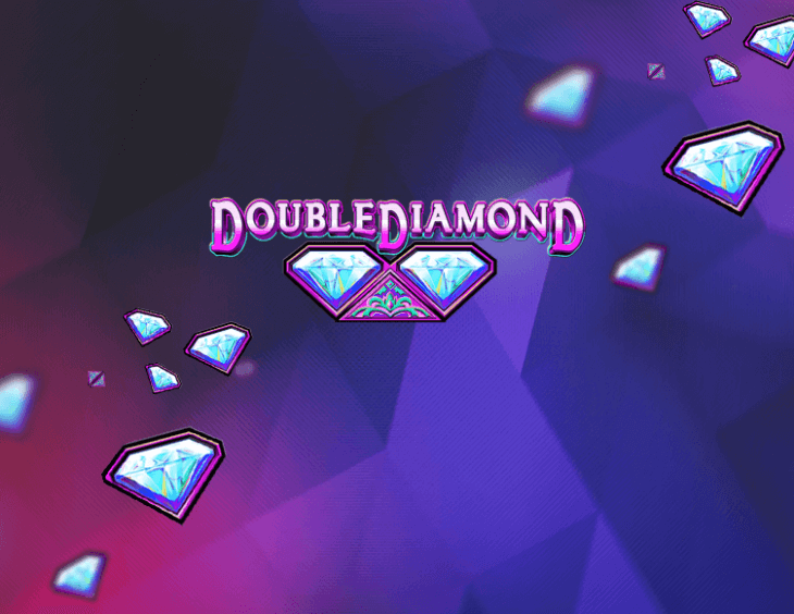 Double Diamond Pokie