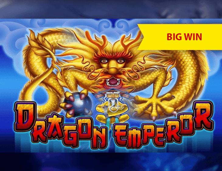 Dragon Emperor Pokie