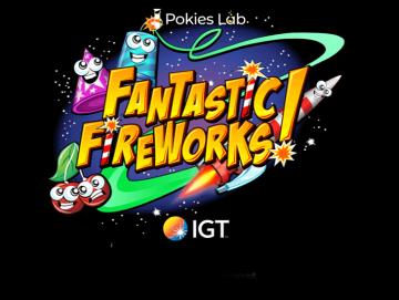 Fantastic Fireworks Pokie