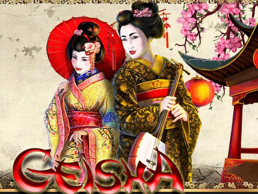 Geisha Pokie