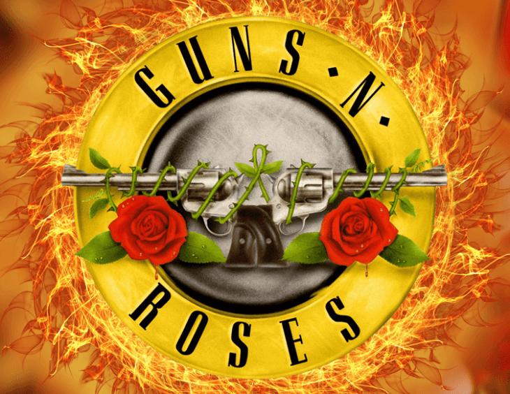 Guns'n'Roses Pokie