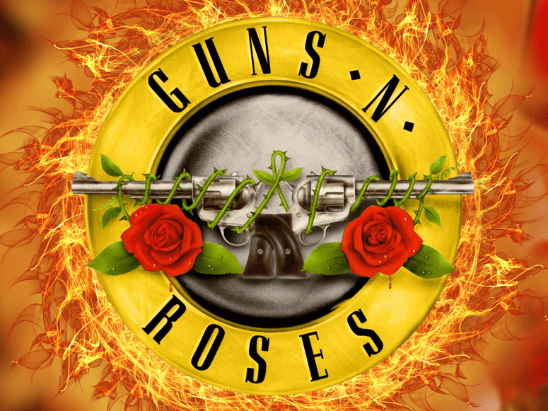 Guns'n'Roses Pokie