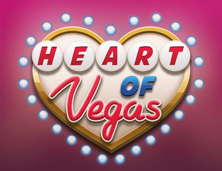 Heart of Vegas Pokie