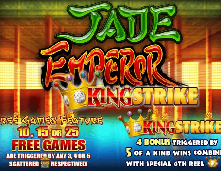Jade Emperor King Strike Pokie
