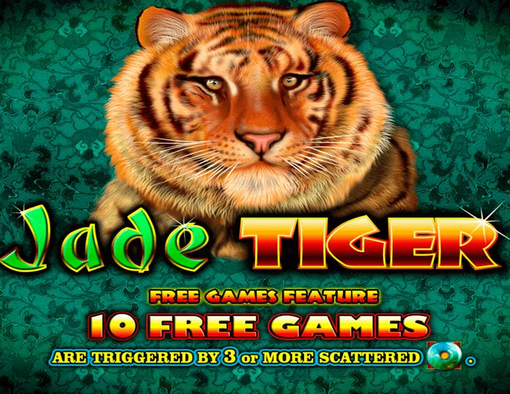 Jade Tiger Pokie