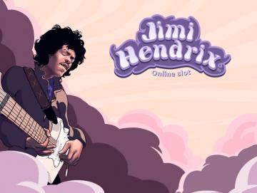 Jimi Hendrix Pokie