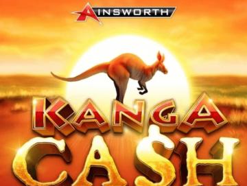Kanga Cash Pokie