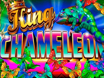 King Chameleon Pokie