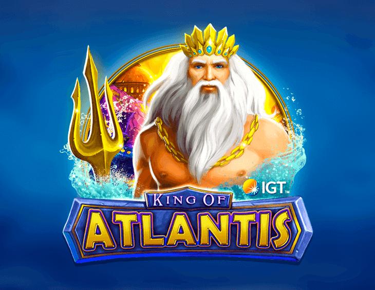 King of Atlantis Pokie