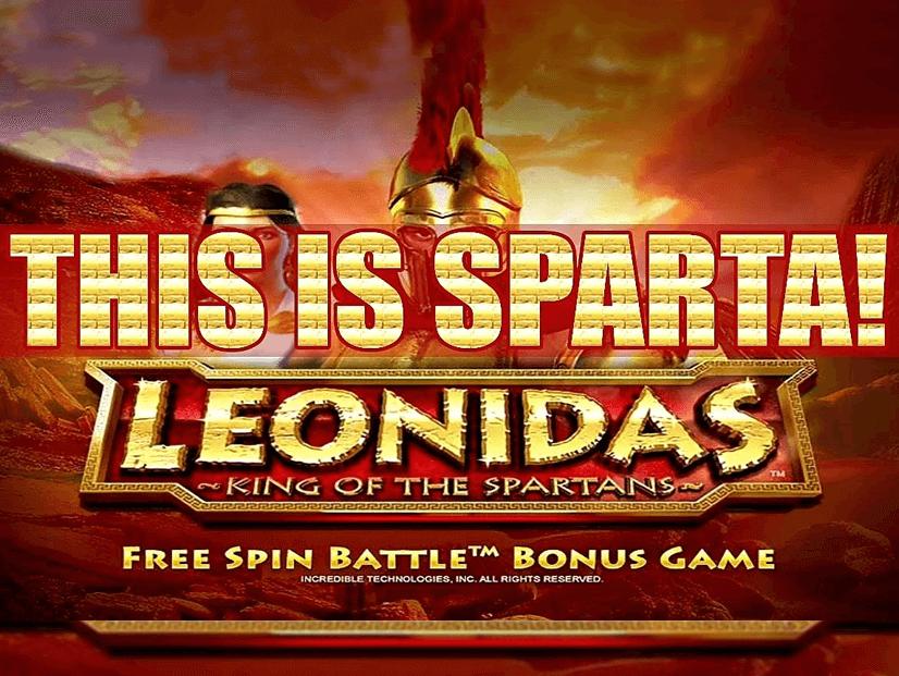 Leonidas: King of Sparta Pokie