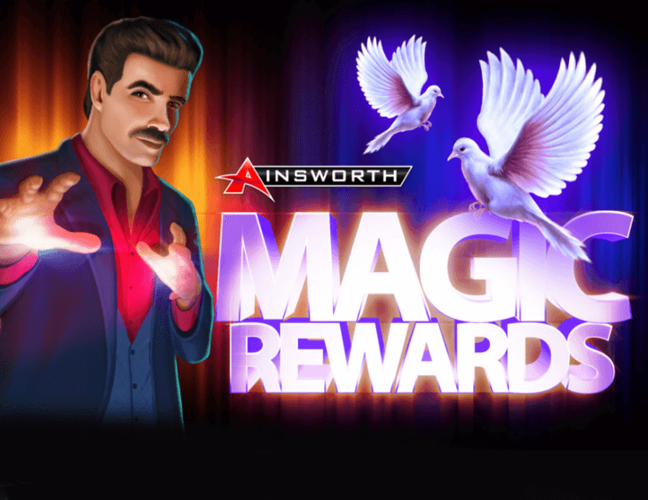 Magic Rewards Pokie