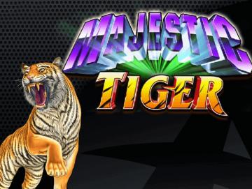 Majestic Tiger Pokie