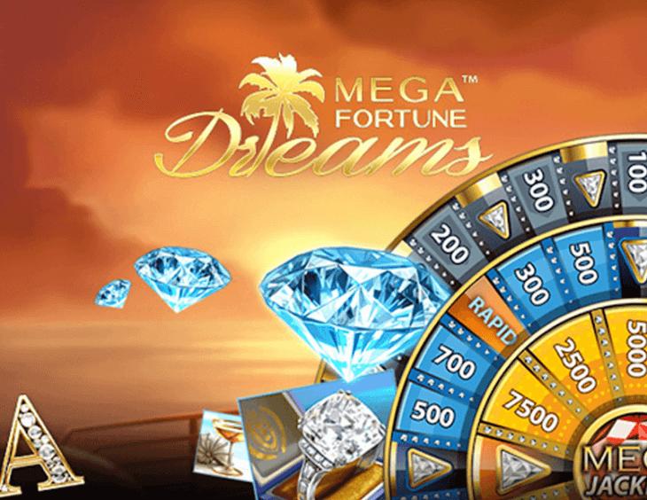 Mega Fortune Dreams Pokie