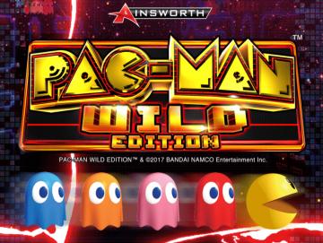 Pac-Man Wild Edition Pokie