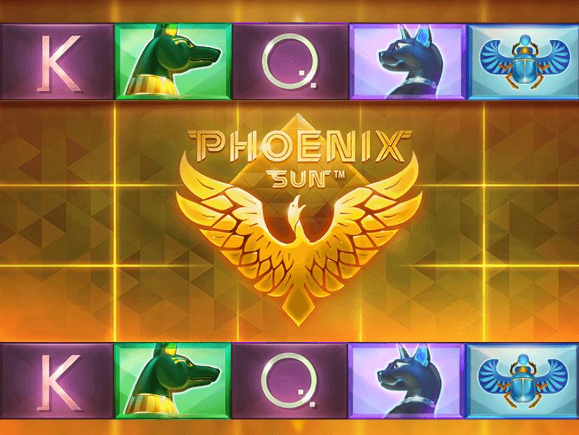 Phoenix Sun Pokie