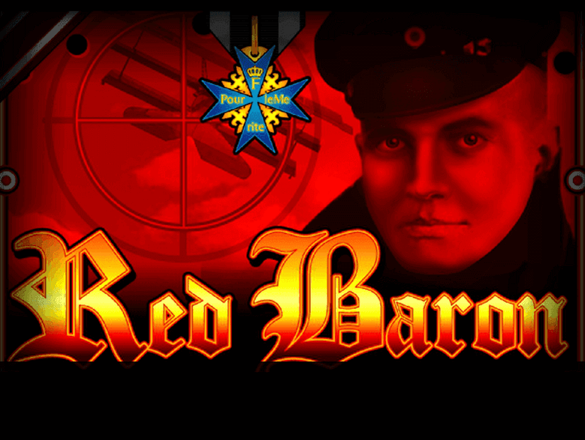 Red baron pokies images