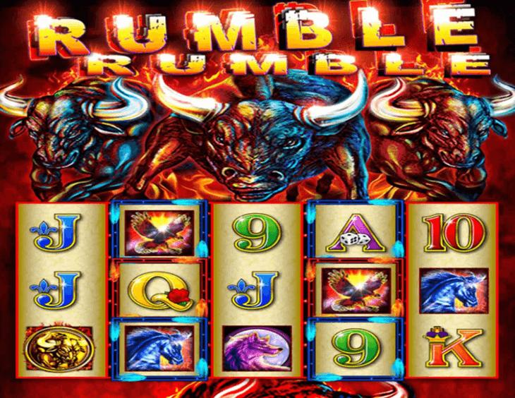 Rumble Rumble Pokie