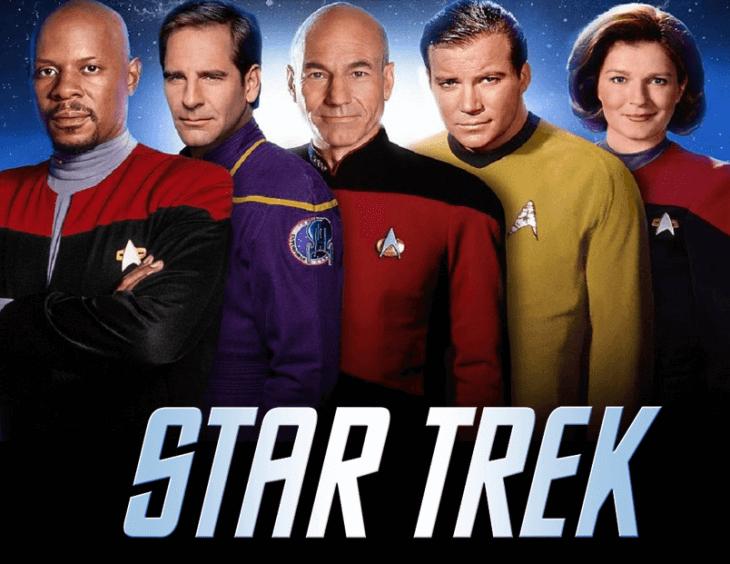 Star Trek Pokie