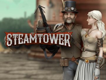 Steam Tower Pokie