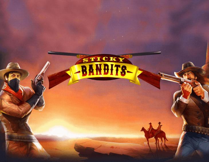 Sticky Bandits Pokie
