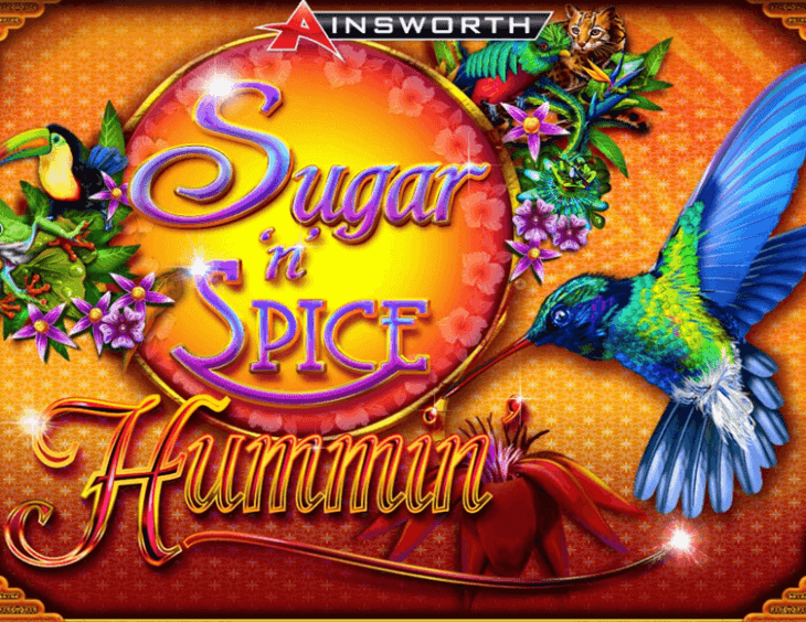 Sugar'n'Spice Hummin' Pokie
