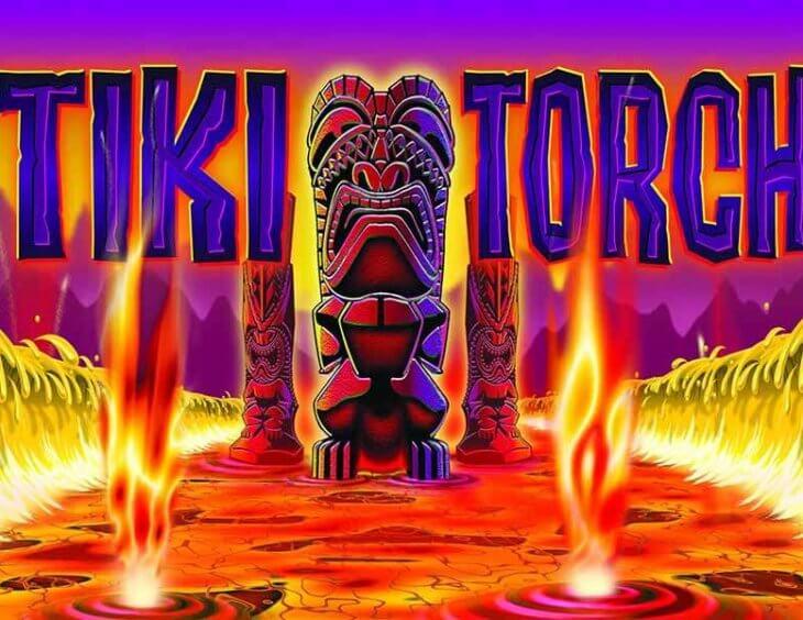 Tiki Torch Pokie