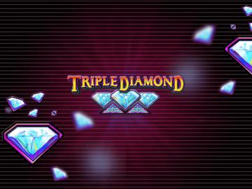 Triple Diamond Pokie