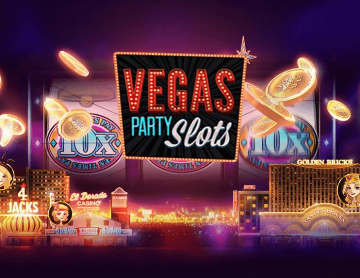 Vegas Party Pokie
