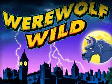 Werewolf Wild Pokie
