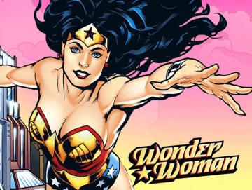 Wonder Woman Pokie